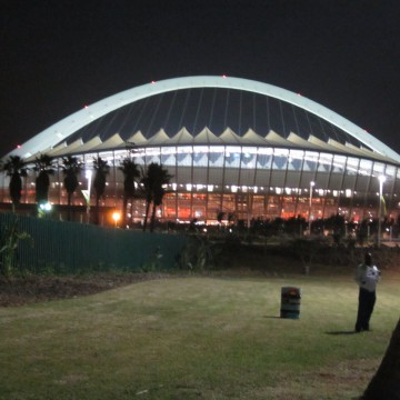 Moses Mabhida at Night