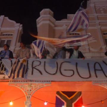 Uruguay-Cape Town